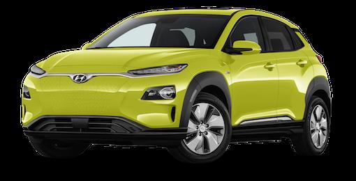 9. Hyundai Kona Elektro mit 34 % mittl. Ersparnis zur UVP sichern