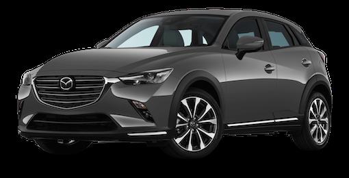 4. Mazda CX-3 mit 20 % durchschn. Ersparnis zur UVP sichern