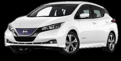 1. Nissan Leaf mit 35 % durchschn. Ersparnis zur UVP sichern