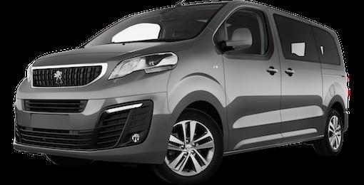 2. Peugeot Traveller mit 16 % durchschn. Ersparnis zur UVP sichern