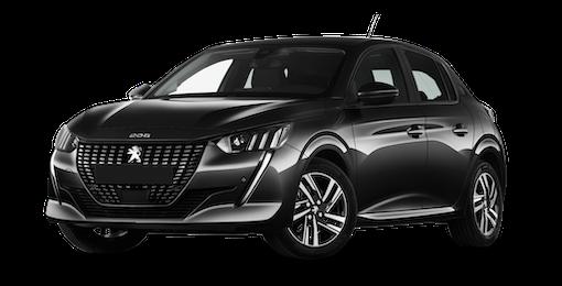 7. Peugeot e-208 mit 34 % durchschn. Ersparnis zur UVP sichern