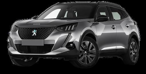 6. Peugeot e-2008 mit 28 % durchschn. Ersparnis zur UVP sichern