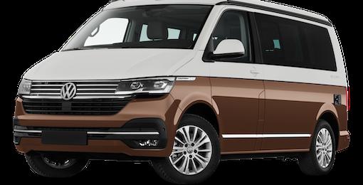7. Volkswagen California mit 13 % mittl. Ersparnis zur UVP sichern